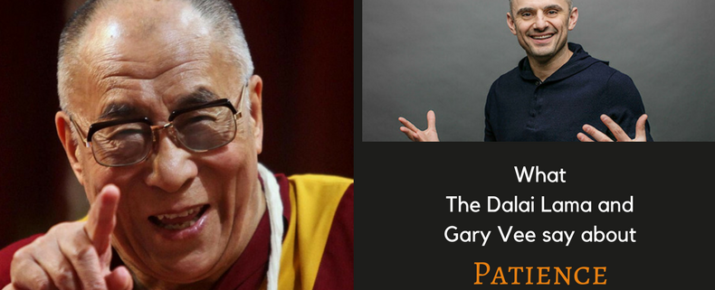 The Dalai Lama and Gary Vaynerchuk might have more in common than you think.