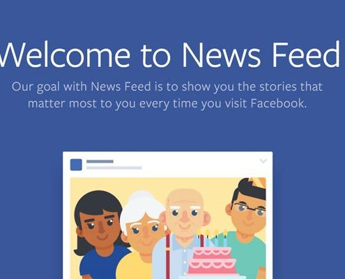 "A Few Thoughts on the Facebook News Feed ""Major Change"" for Brands, Publishers and Public Figures"