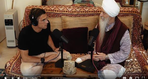Rich Roll meets Guru Singh | Talking about what to do when you're so depressed you can't get out of bed