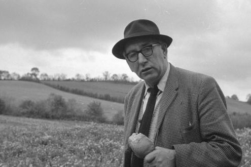 Patrick Kavanagh on the matter of human contentment