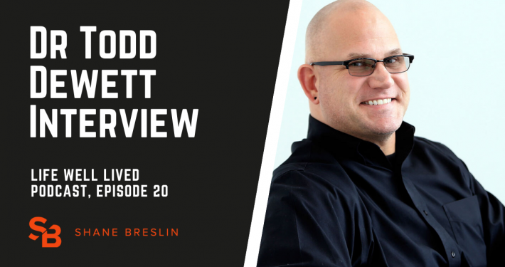 Dr Todd Dewett on leadership, authenticity and new manager survival tips