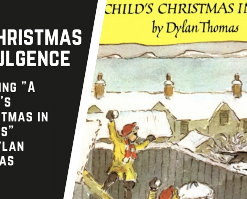 "A reading of ""A Child's Christmas in Wales"" by Dylan Thomas"