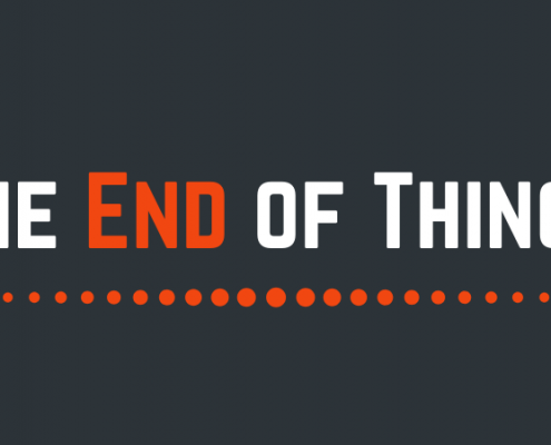 Shane Breslin Blog: The End of Things