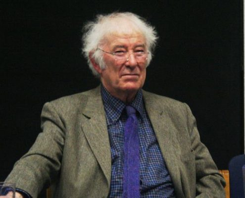 Seamus Heaney and calling a spade a spade