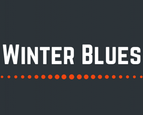 Blue Monday and an antidote to winter blues