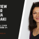 Podcast interview with Dr Venetia Leonidaki of the National Problem Gambling Clinic in the UK