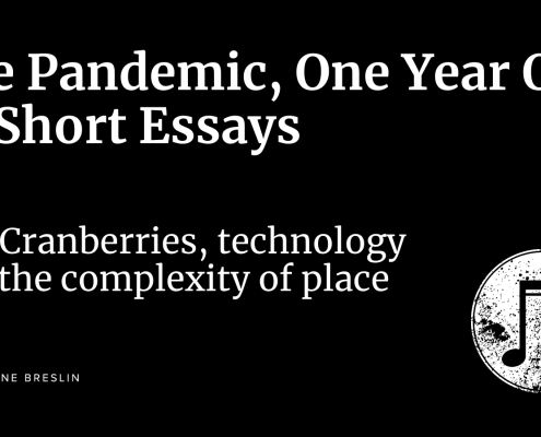 The Cranberries, technology and the complexity of place